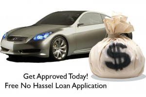 Car loan financing