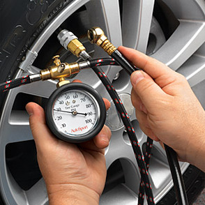 Check Tire Pressure Regularly